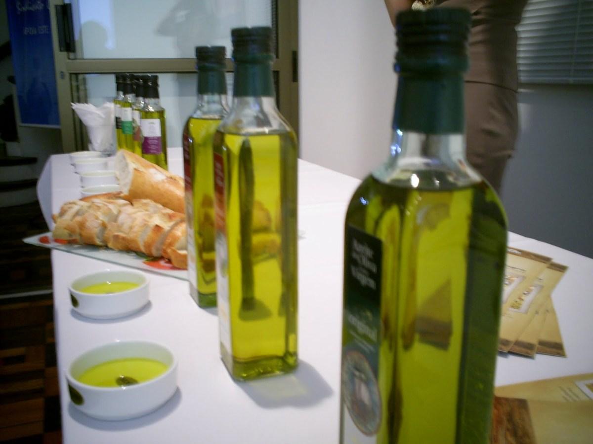 Consumo de Azeite de Oliva