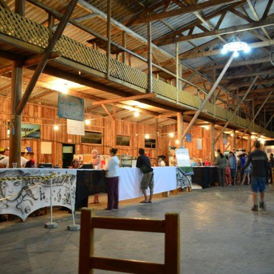 Psicodália 2012 -Praça de alimentação II