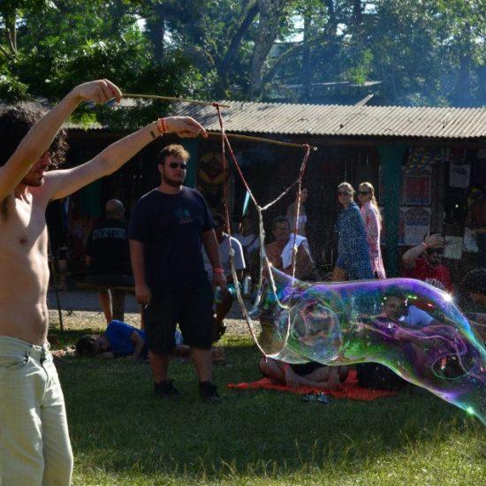 Psicodália 2012 -Super bolha