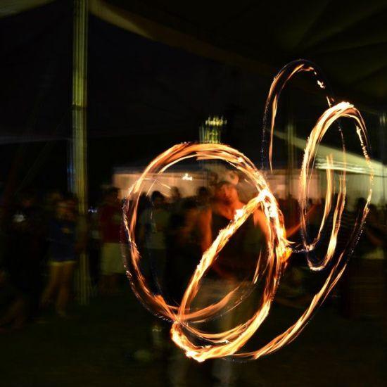 Psicodália 2012 - Malabares com fogo