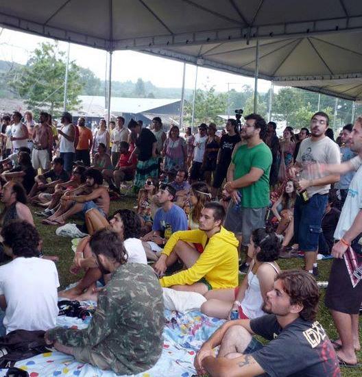 Psicodália 2012 - O povo unido pela cultura e pela paz