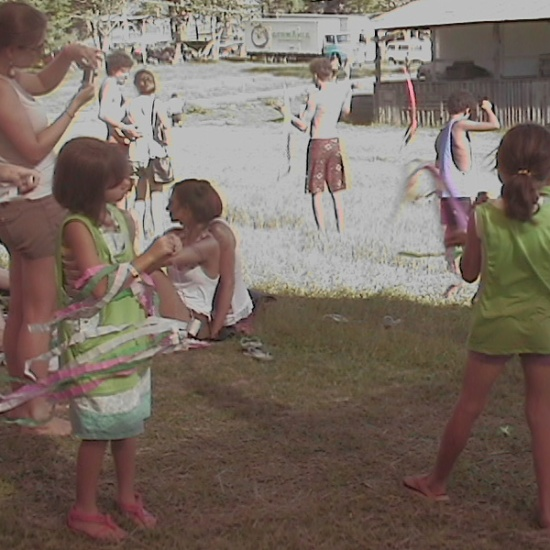 Psicodália 2012 - Recreação infantil III