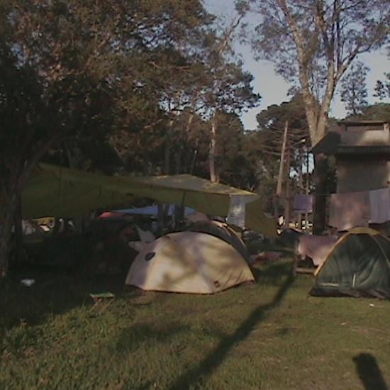 Psicodália 2012 - Acampamento