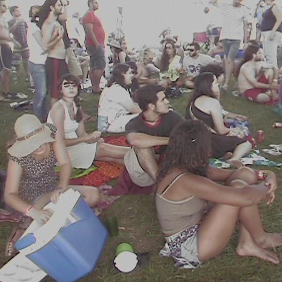 Psicodália 2012 - Sombra, amigos e som