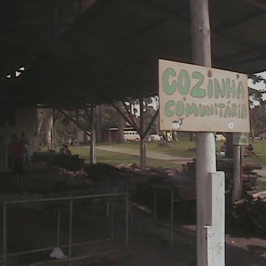 Psicodália 2012 - Cozinha comunitária