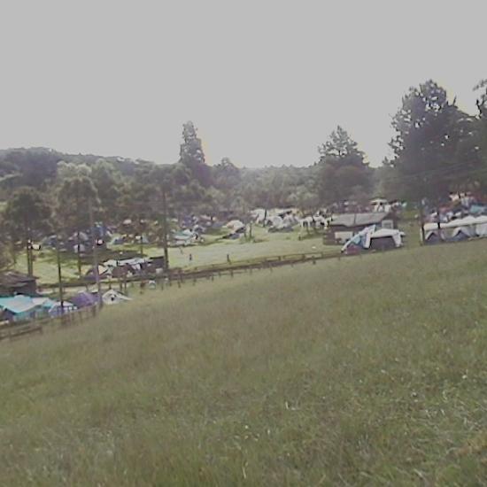 Psicodália 2012 - Camping mais lindo do mundo