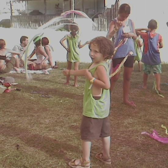 Psicodália 2012 - Recreação Infantil VI
