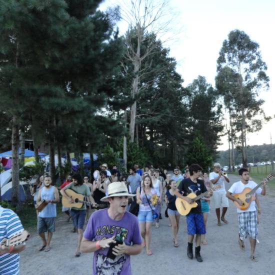 Psicodália 2012 - Cancioneiros