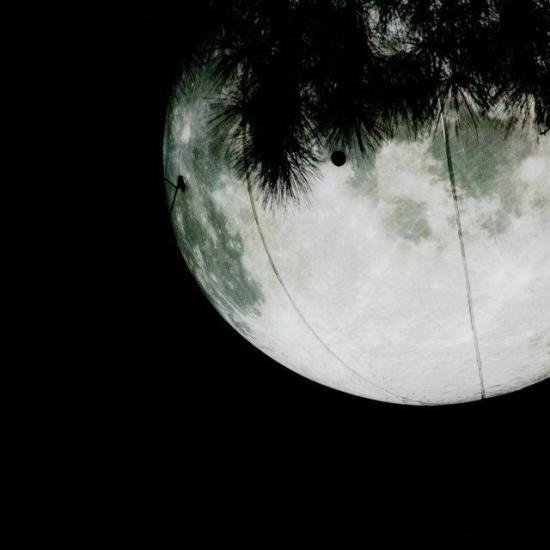 Psicodália 2012 - Lua artificial linda