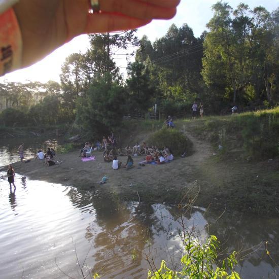 Psicodália 2012 - Lagoa no domingo