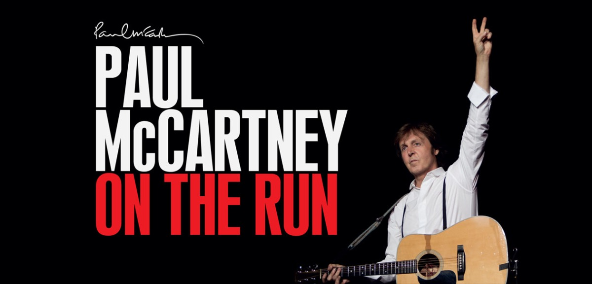 Paul McCartney: On The Run 2012