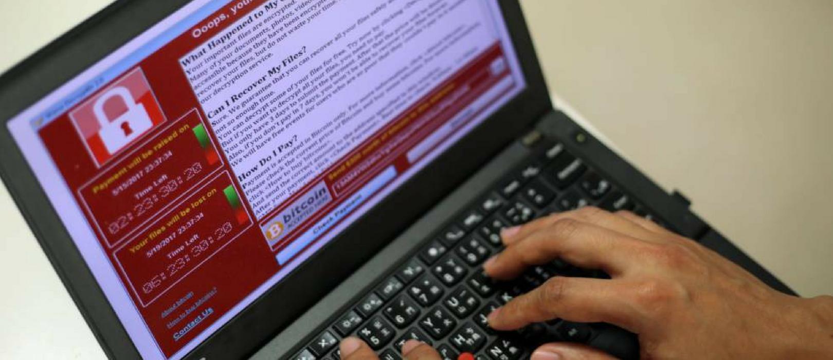 Ciberataques sequestram informações no mundo todo